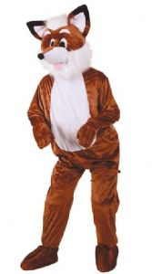 Fox Mini Mascot Costume (MA8544)